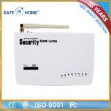 Беспроволочная аварийная система домашней обеспеченностью GSM с SMS и автоматическим сигналом тревоги номеронабиратель