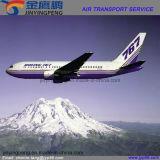 Punho da expedição do ar de China a Peru