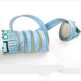 Los fabricantes que venden creativo de los efectos de la pluma Los estudiantes de la cremallera cilíndrica de escritorio Box (GB # PP)