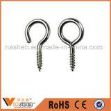 Gancho Tornillo para madera gancho de ojo Hook Hook hardware Nails Productos Tornillos poco metal