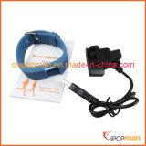 De slimme Controle van de Slaap van de Gezondheid van de Armband van het Tarief van het Hart van de Armband Slimme