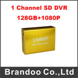 車システムビデオ監視キット1080P 1CH SD DVR