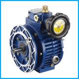 送電Motovarioは機械可変的なNmrvのアルミ合金のワームの変速機を好む