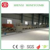 Machine de nid d'abeilles d'épaisseur de Wuxi Shenxi 100mm