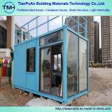 Moderne vorfabrizierte modulare niedrige Kosten-Behälter-Häuser