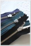 Acessórios do vestuário do Zipper do metal