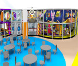 Спортивная площадка космоса занятности Cheer опирающийся на определённую тему безопасная крытая для сбывания