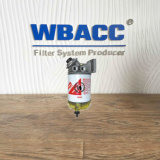 Vendas quentes, filtro de combustível R60p do separador de água do petróleo das peças de motor do caminhão auto