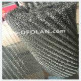 Rete metallica lavorata a maglia nichel per gas e Filteration liquido