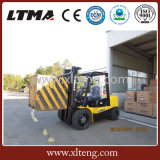 Tonnellata Forkllift diesel del carrello elevatore 4 della mano della Cina Ltma da vendere