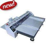 Machine se plissante Yh660 de papier électrique rotatoire d'alimentation de main