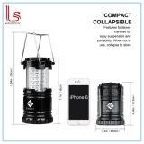 Linterna que acampa al aire libre portable de 2 paquetes LED