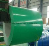 Chapa de aço Prepainted/aço revestido Coil/PPGL/PPGI da cor