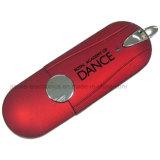 Bâton de flash USB du cadeau USB 2.0 de promotion avec annoncer l'impression de mots (102)