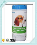 Custom Pet Wet Wipes Wipe antibacterianos Animales