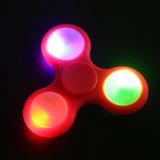 Giroscópio da inquietação do diodo emissor de luz do brinquedo da ponta do dedo do girador da mão/girador da inquietação/girador do dedo