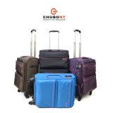 Malas de viagem internas impermeáveis elevadas da bagagem do rolamento de Chubont Qualilty