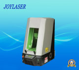 Máquina portable de la marca del grabado del laser de la fibra del metal 10W