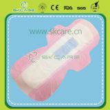 Modelo 260 mm / 290 mm señora Compresas higiénicas para ratones / sanitarios / servilleta sanitaria