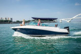 22' deportivo de fibra de vidrio Ocio Racingboat Hangtong fábrica directa