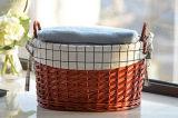 Eco-Friendly Handmade 버드나무 바구니 (BC-ST1281)