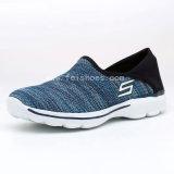 Le Slip-on des hommes neufs de type folâtre les chaussures de marche de chaussures occasionnelles (MB9040)