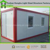 Het nieuwe Huis van de Container van de Bouw van het Staal van de Vrije tijd van de Roeping van de Luxe van het Ontwerp