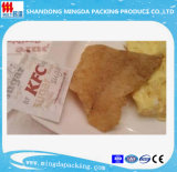 Papier revêtu de PE pour les bouchées de sucre et de sel et de poivre