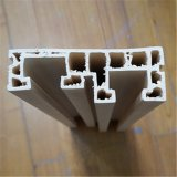 PVC da extrusão, perfis da extrusão do PVC, extrusão plástica do PVC