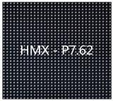 Módulo flexible a todo color de la visualización de LED P7.62 de interior para la publicidad del almacén