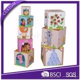 Personalizado rígido Nidal regalo para los niños Juguetes de embalaje