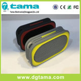 Mini 3W Bluetooth radio recargable flotante impermeable de moda del altavoz de la música