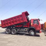 새로운 디젤 엔진 차량 Sinotruk 6X4 30t 덤프 트럭