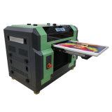 Impresora ULTRAVIOLETA de múltiples funciones de A3 LED para la botella redonda, la pelota de golf, la caja del teléfono y la pluma