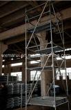 装飾のためのSGS Ringlockの足場タワー