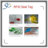 Modifica a gettare del creatore della fascetta ferma-cavo di frequenza ultraelevata H3 RFID di passivo per il sigillo alla porta