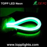 mangueira de cabo flexível de néon do diodo emissor de luz da garantia 2years para a decoração ao ar livre interna