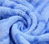Хлопка гостиницы покрашенное пряжей хлопка полотенца полотенце 100% ванны