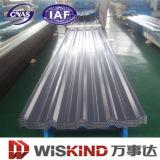 Lo strato d'acciaio tuffato caldo del tetto del metallo dello zinco Sheet/PPGI/ha ondulato lo strato d'acciaio del tetto