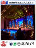Visualización de pantalla a todo color de interior del módulo de P6 LED para hacer publicidad