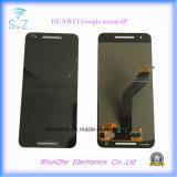 Huawei Googleの関連6pのためのスマートな携帯電話のタッチ画面LCD