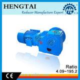 Редуктор скорости конического зубчатого колеса серии HK спирально