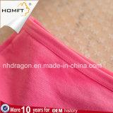 A venda quente XL elegante ventila sumários adolescentes Tumblr das meninas do roupa interior bonito gordo do algodão do roupa interior das mulheres