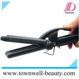 Ferro di arricciatura infiammante efficiente dei capelli con 3 barilotti e basamenti