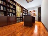Plancher en bois conçu multicouche pour la salle de séjour