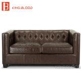 Compra ajustada do sofá o mais atrasado americano do projeto do estilo da loja em linha do Mic