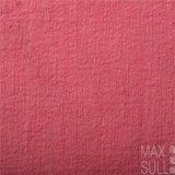 Tessuto delle lane della lavata della macchina di 100% per l'autunno nel colore rosa