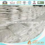 Materiale da otturazione interno dell'ammortizzatore della piuma dell'anatra dell'hotel con la piuma dell'anatra di bianco di 100%