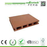 Anti-Slip Outdoor WPC Decking Wood Plastic Composto WPC Flooring