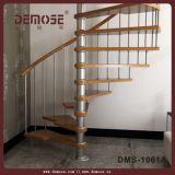 Escaleras redondas de encargo para los pequeños espacios (DMS-1061)